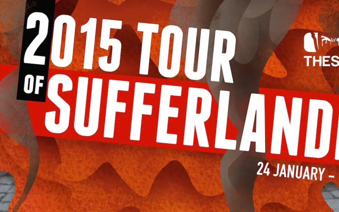 2015 Tour of Sufferlandria – Stage 2