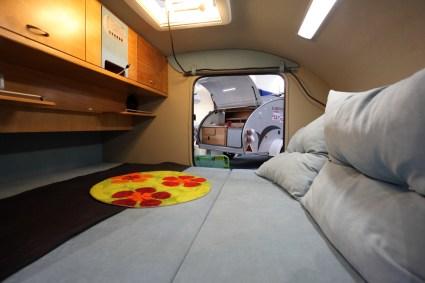 compact RV rental