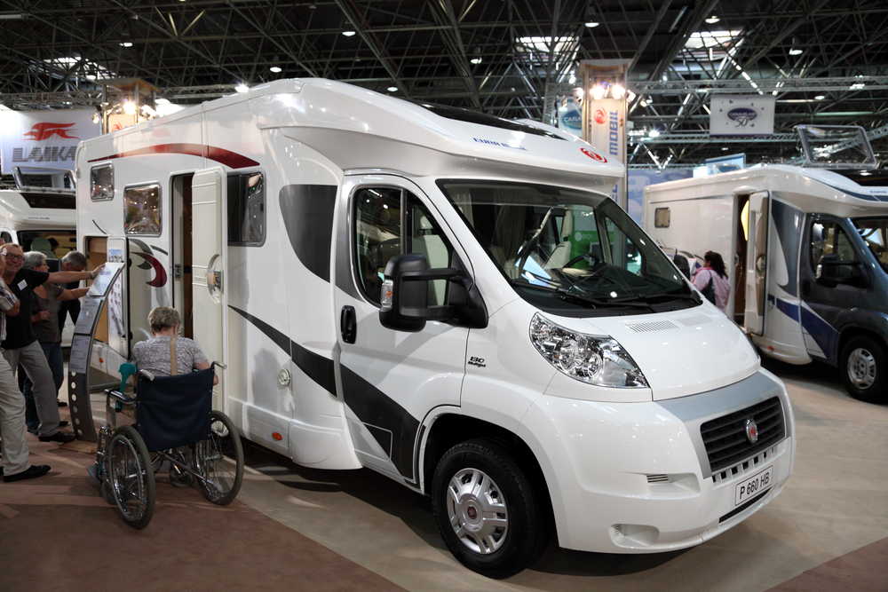 Handicap Rv Rentals What To Look For If You Want To Go Rving