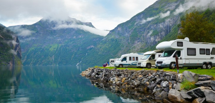 monthly rv rental