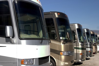 RV sales and rentals