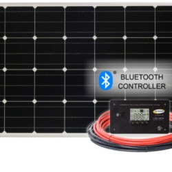 Go Power Retreat 100 Watt RV Solar Kit