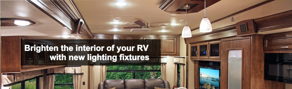 Rv Led Interior Light Fixtures