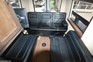 2017 Coachmen Galleria 24TD seating