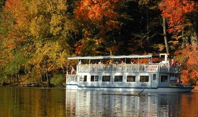 36th Annual Color Cruise and Island Festival- Grand Ledge, Michigan