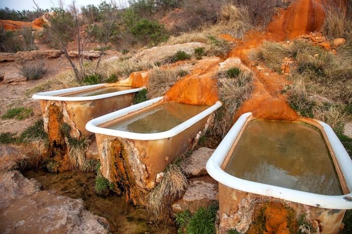Mystic Hot Springs- Monroe