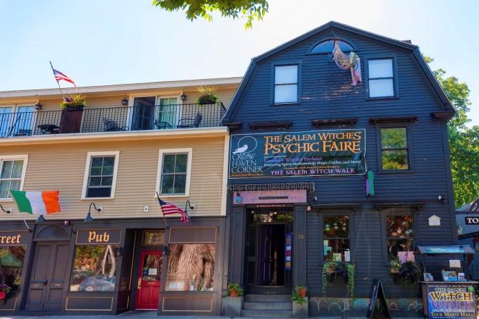 Visit Salem in October