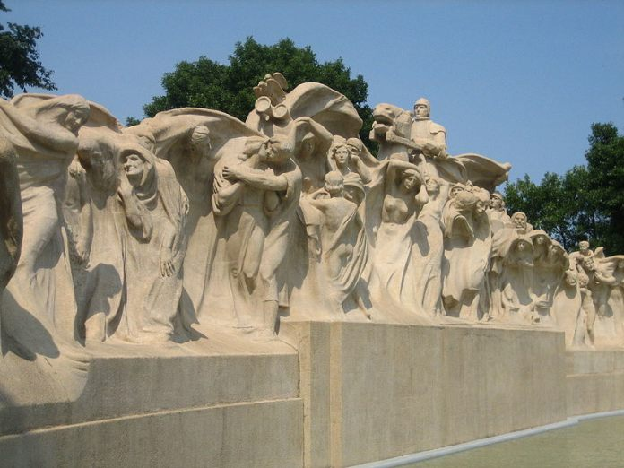 the fountain of time Illinois