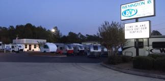 Wilmington RV Lot