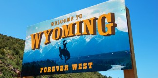 Wyoming natural landmarks