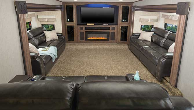 Rv Floor Plans ∣ Front Living Layout ∣ Rv Wholesale Superstore
