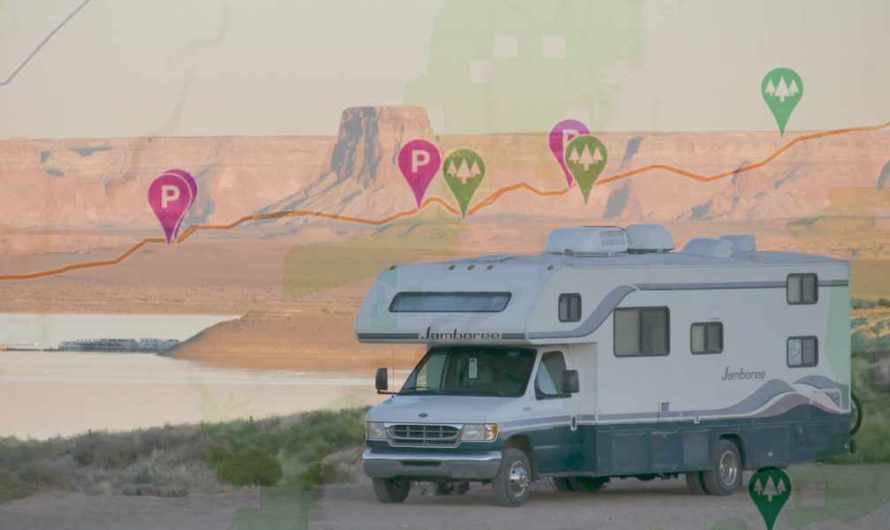 How To Find the Best RV Boondocking Sites