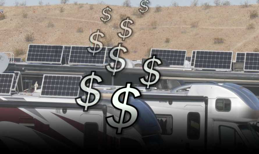 How Much Does RV Solar Cost?