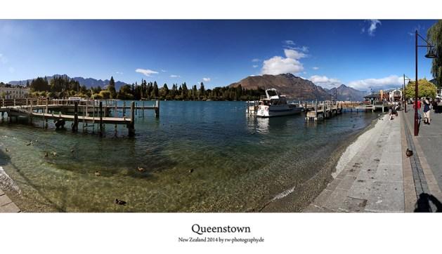 Queenstown/ Neuseeland