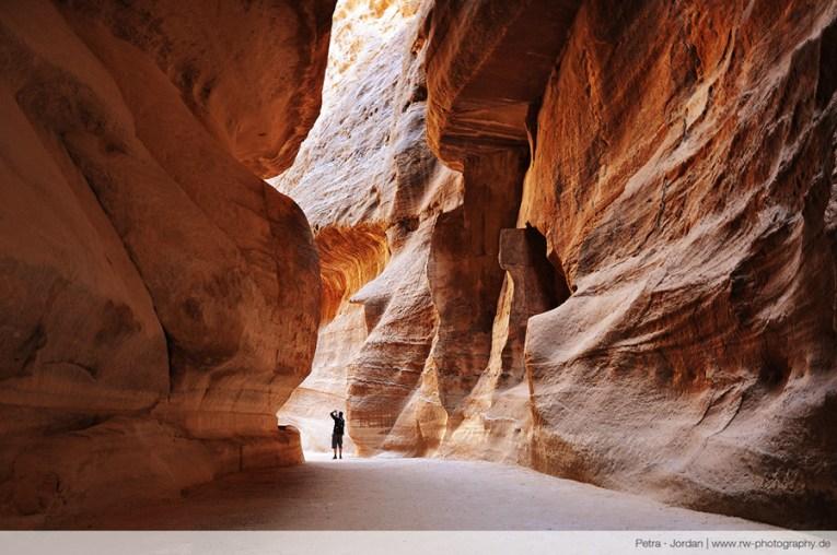 Petra - die Felsenstadt