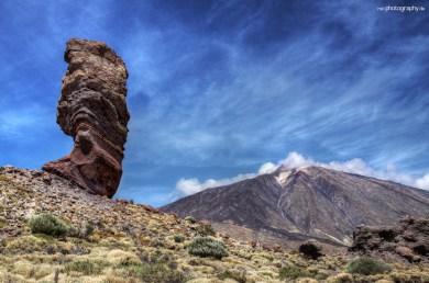 Roques de Garcia/ Teide/ Teneriffa