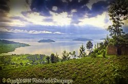 Lac Kivu - Circuit safari 12 jours Rwanda Ouganda
