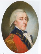 Captain Thomas Saumarez