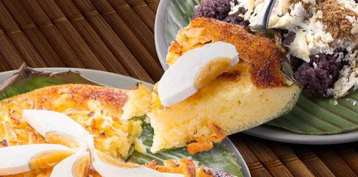 Image result for puto bumbong bibingka