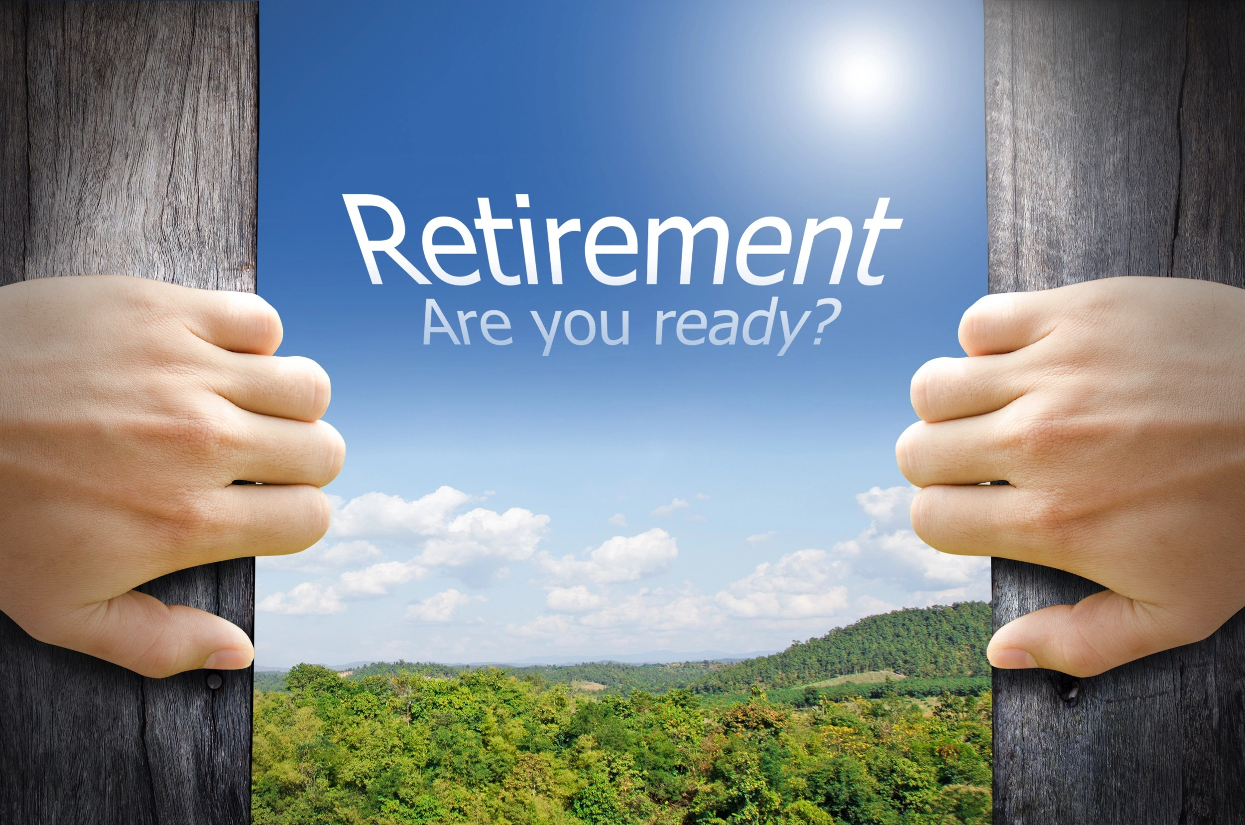 Special Event Are You Ready For Retirement