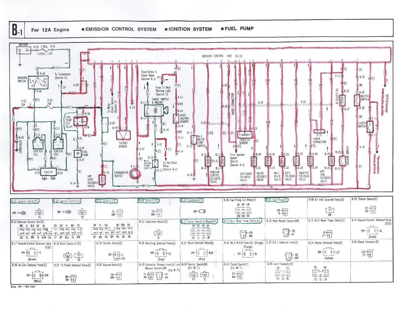 Amazing Wiring Hor From Cab To Puter 2002 Ford Sterling Diagram ...