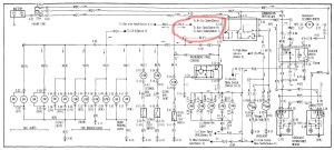 Need help with clock wiring diagram for an 8485  RX7Club