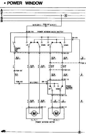 Power Window Switch Write Up  RX7Club  Mazda RX7 Forum