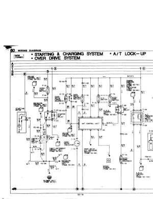 Haynes manual wiring diagrams in PDF  RX7Club  Mazda