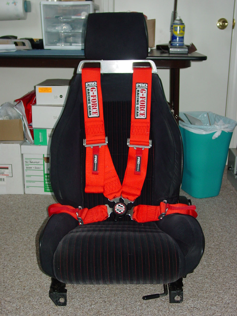 5 6 Point Racing Harness