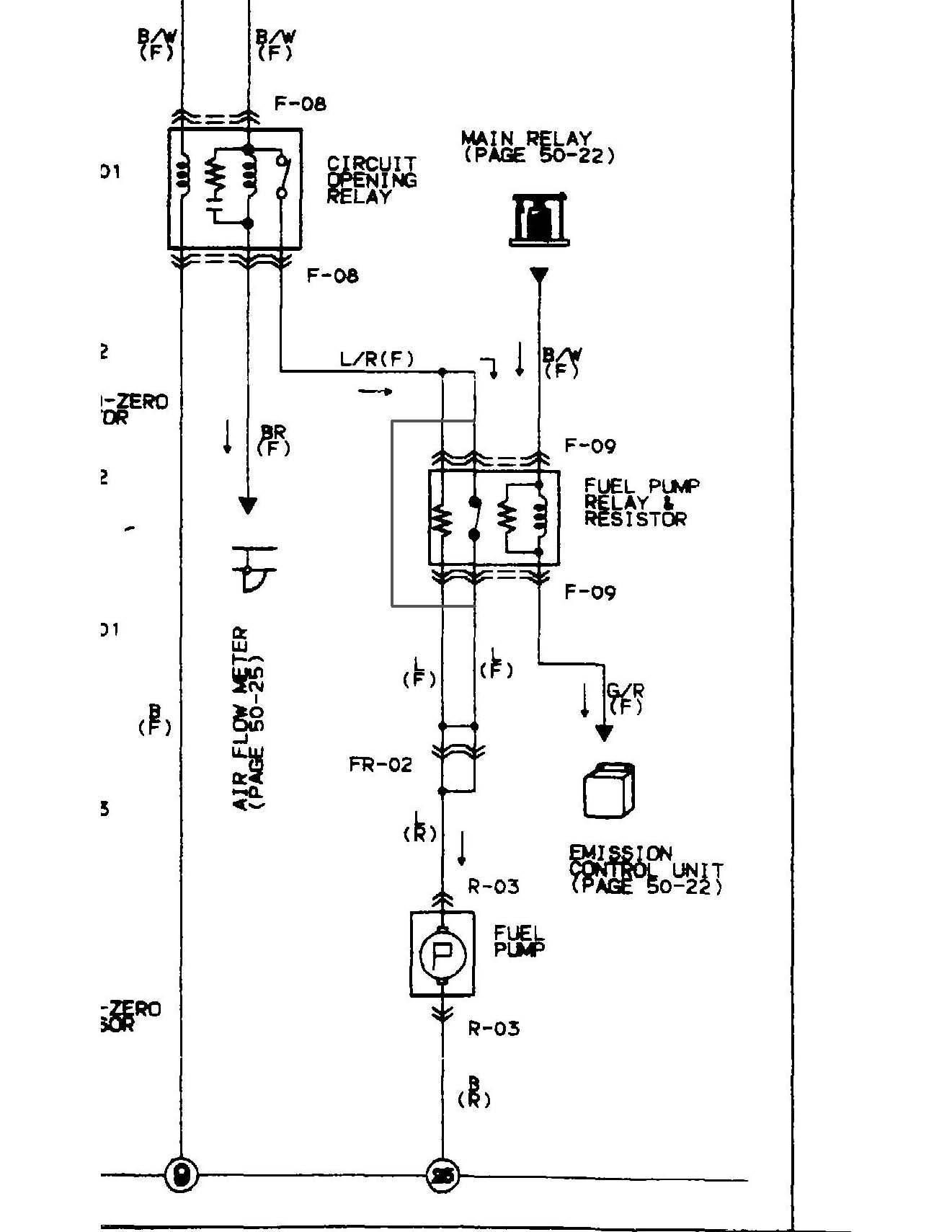 Mazda Rx 7 Wiring Diagram Mazda Auto Wiring Diagram