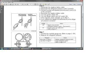 ac nippon denso wiring diagram  RX7Club