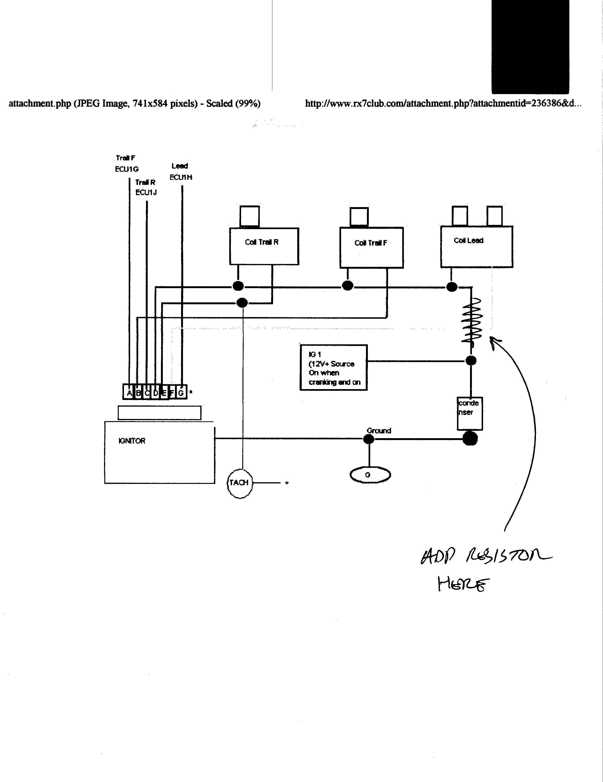 Diagram Denso Wiring Menka Schematic Name Msd Coil 210 4284 Data