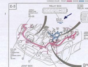 Turn signal trouble  RX7Club  Mazda RX7 Forum