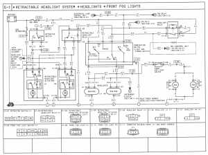 Headlight Motor Help  RX7Club  Mazda RX7 Forum