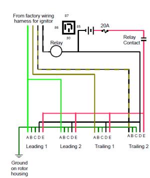 aem smart coil wiring  RX7Club  Mazda RX7 Forum