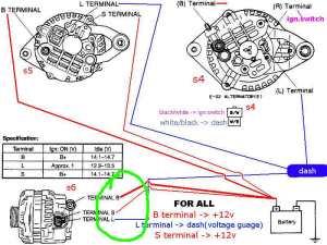 S5 Alternator ?  RX7Club  Mazda RX7 Forum