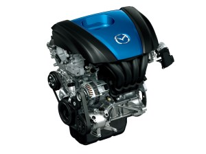Mazda's New 'SKYACTIVG 13' Engine Wins 2012 RJC