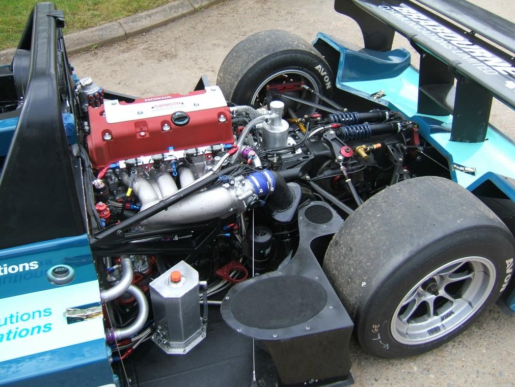 Renesis Race Engine Power