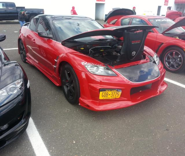 2004 Mazda Rx8 Roller Shell Heavy In Aftermarket Will Trade 00 Img