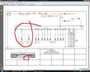 20042006 Mazda RX8 Wire Colors & Locations  RX8Club