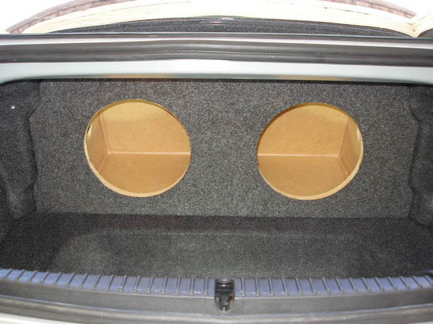 Picture Of Fits 2000 2007 Loaded 12 Inch 200w Rms 4 Ohm Vehicle Specific Custom