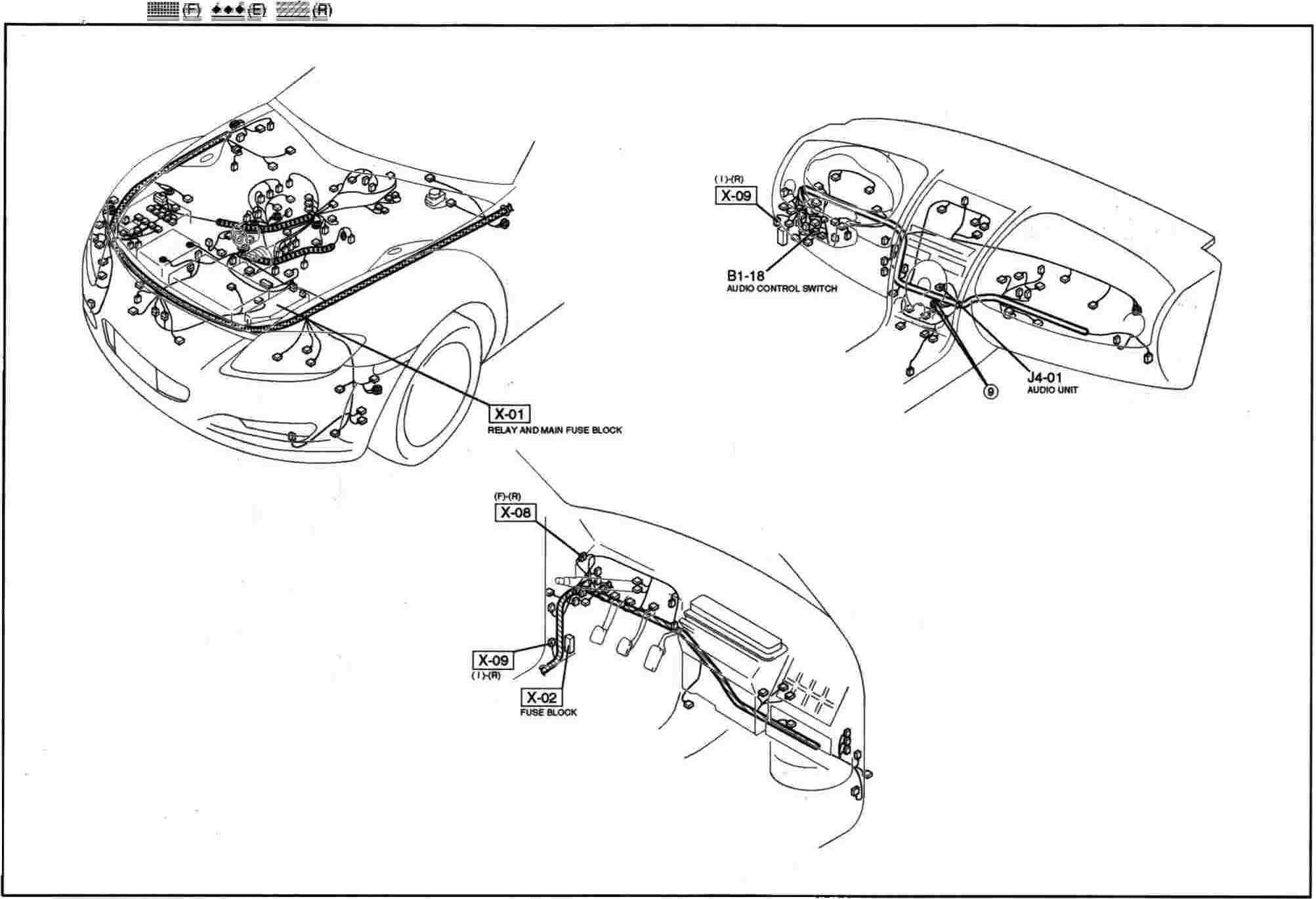 Rx 8 Schematics