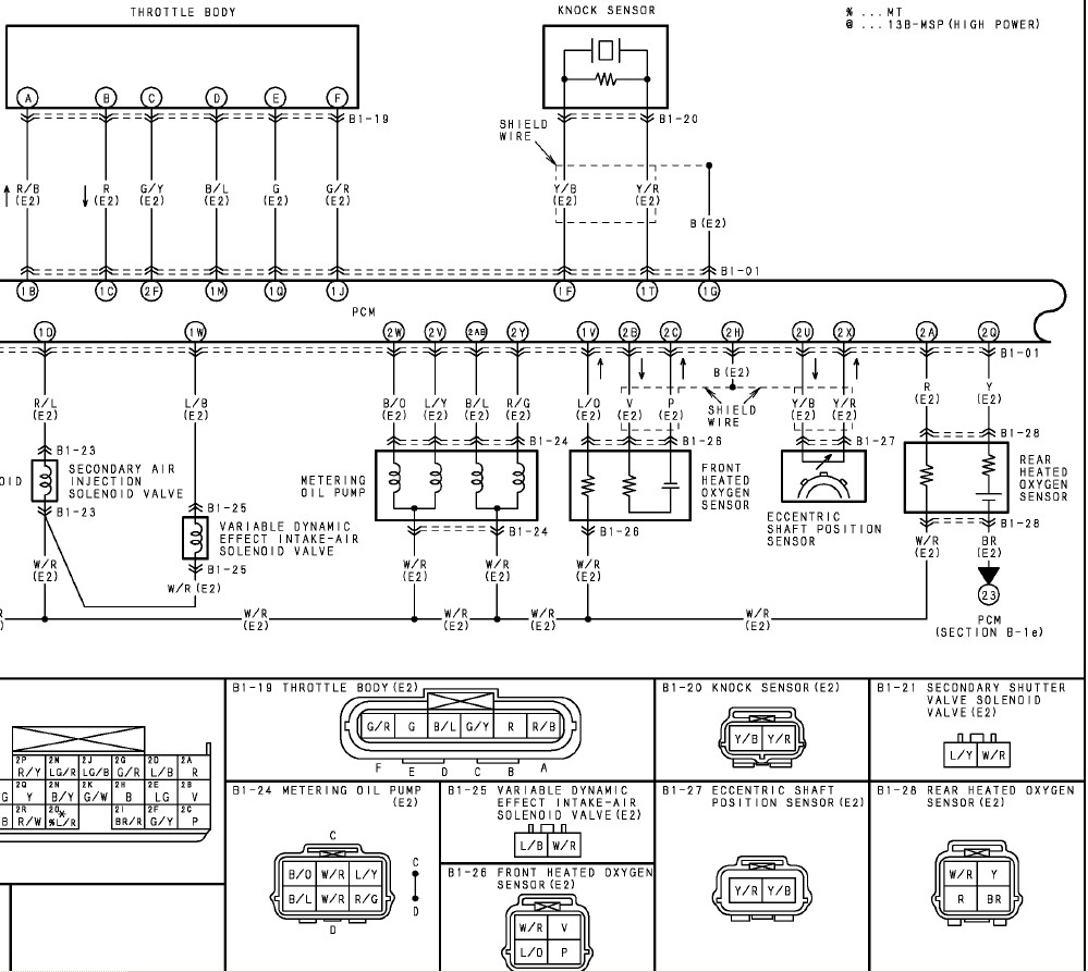 245 3 Wire O2 Sensor Wiring Diagram Wiring Library