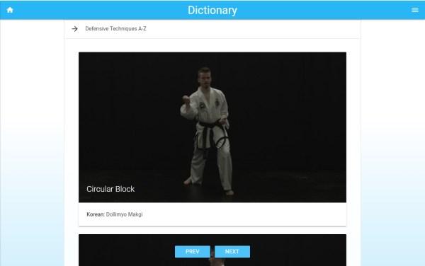Taekwon-do Learning Techniques