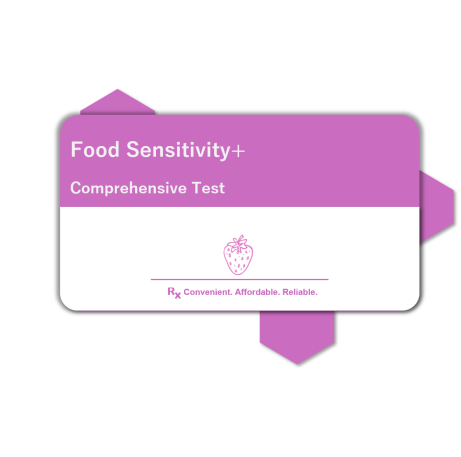 At Home Food Sensitivity Test