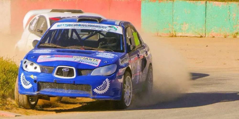 Alessandro Negri, il giovane pilota e figlio d'arte è pronto per la stagione nel Campionato Italiano Rallycross