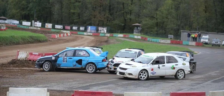 Gran finale del Campionato Italiano RX a Maggiora Reverse