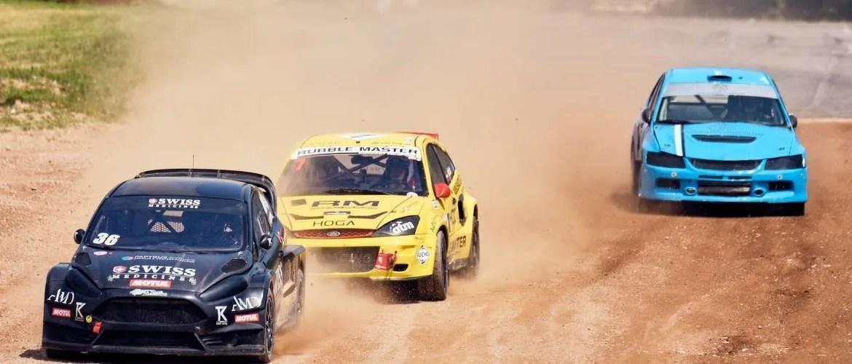 Ecco il Calendario del Campionato Italiano Rallycross 2019