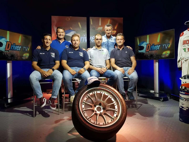 RX Italia su DRIVER TV!