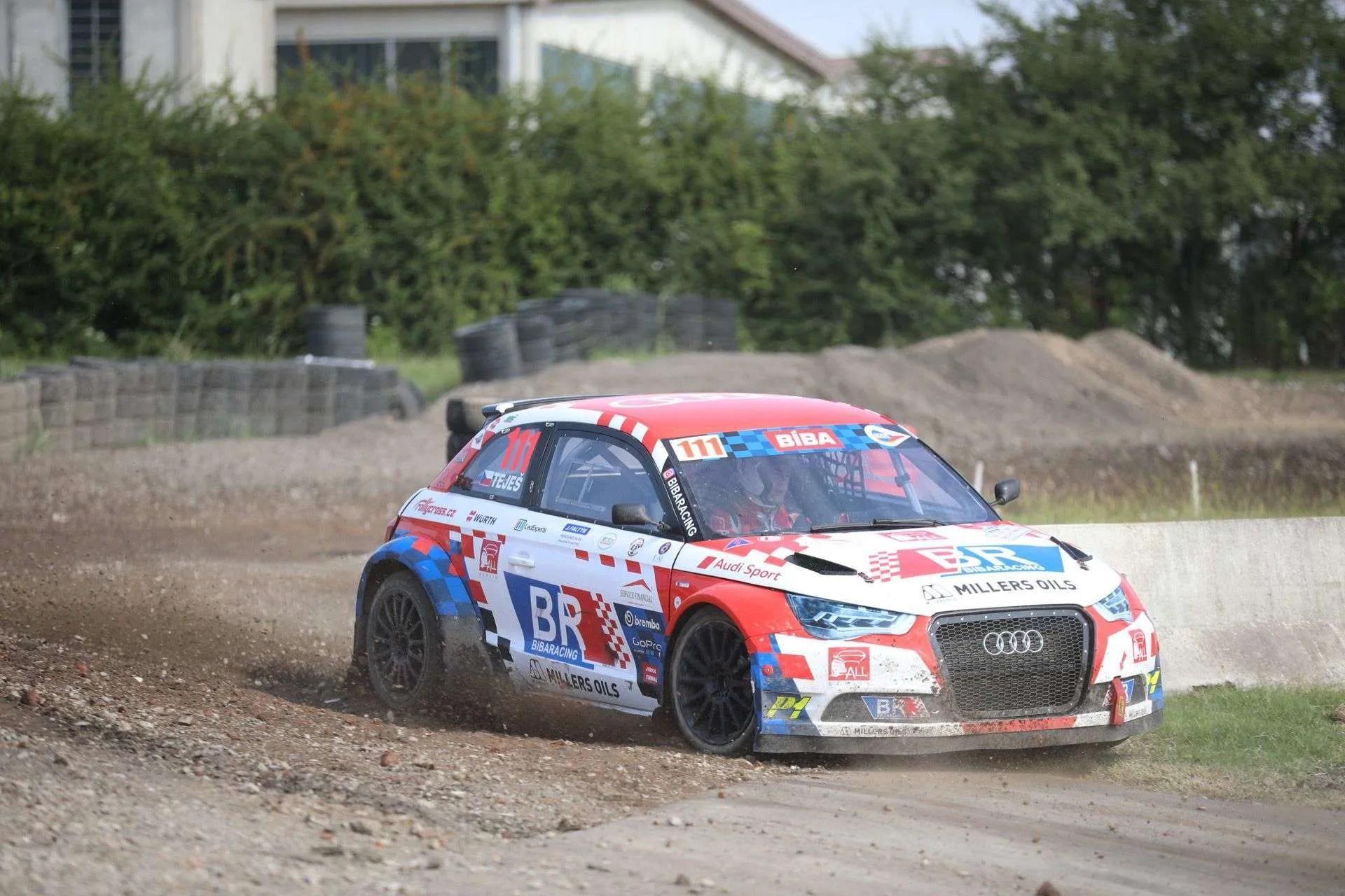 Campionato Italiano RX 2021, concluso il Round 5
